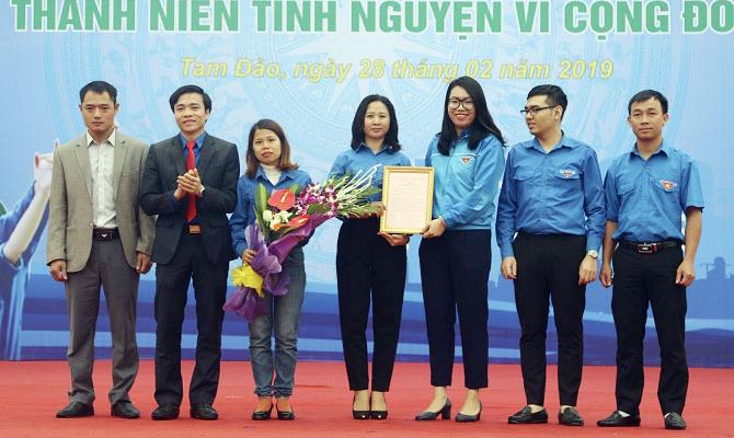vinh phuc nhieu hoat dong khoi dong thang thanh nien 2019