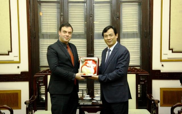 Tăng cường hợp tác du lịch Việt Nam - Israel