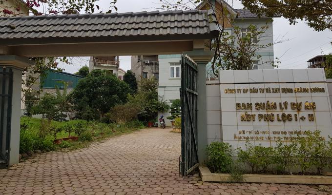 """Lạng Sơn: """"Khuất tất"""" tại Dự án Khu đô thị Phú Lộc I và II"""