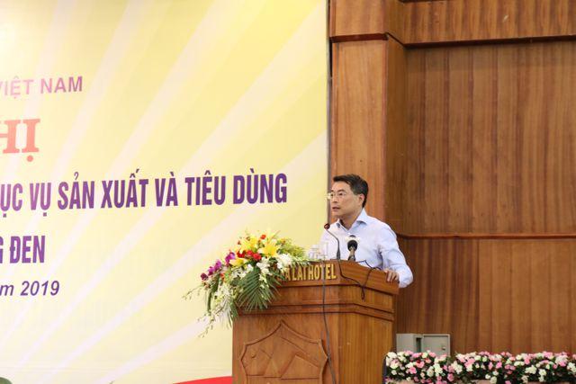 Thống đốc NHNN Lê Minh Hưng nhấn mạnh, lý do quan trọng nhất mà NHNN tổ chức hội nghị này tại Tây Nguyên và Gia Lai là do những diễn biến về tình hình tín dụng đen tại khu vực này thời gian qua.