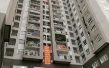 Đề xuất phạt người căng băng rôn phản cảm khi tranh chấp tại chung cư