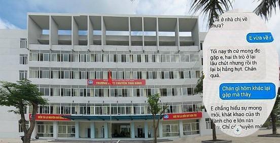 Trường THPT Chuyên Thái Bình