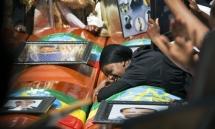 Ethiopia tổ chức lễ tang tập thể cho các nạn nhân vụ rơi máy bay