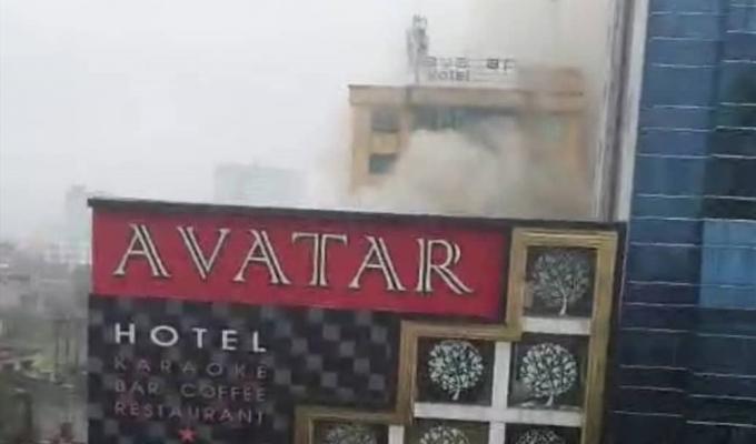 Điều tra công tác PCCC tại tổ hợp khách sạn, bar, karaoke Avatar
