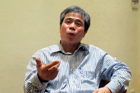 Kiến trúc sư Trần Huy Ánh.