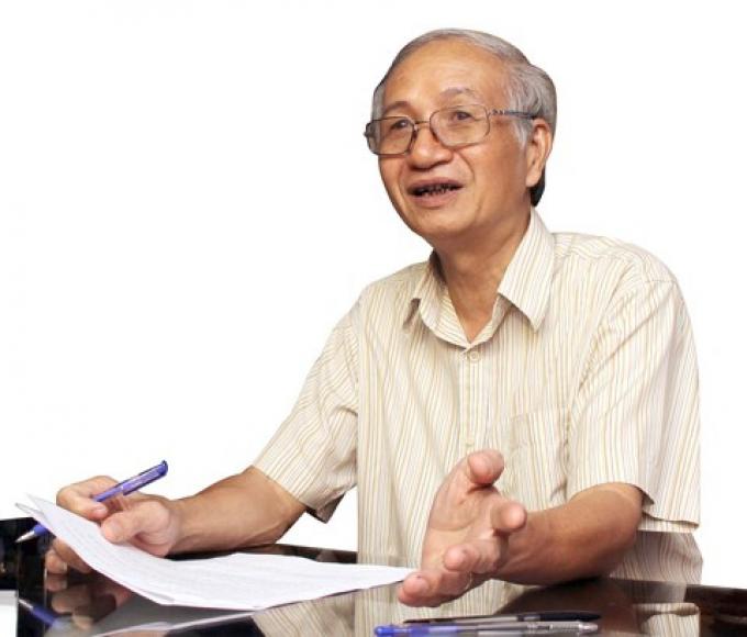 Kiến trúc sư Đào Ngọc Nghiêm.