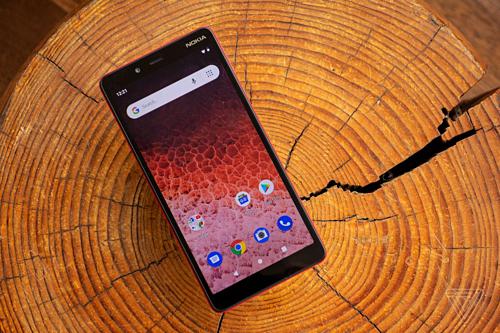 smartphone nokia gui du lieu ve trung quoc do loi phan mem