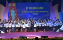 khai mac dai hoi thanh nien tien tien lam theo loi bac 2019