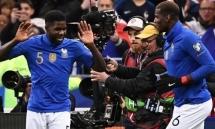 Pháp đè bẹp Iceland ở vòng loại Euro 2020