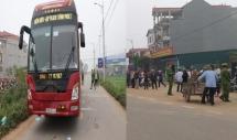 Tài xế xe khách gây tai nạn ở Yên Lạc khai gì tại cơ quan công an?