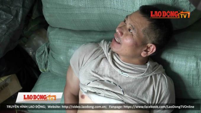 Đối tượng người Trung Quốc bị bắt cùng 300kg ma túy ở Bình Hưng Hòa, quận Bình Tân vào ngày 20.3 trong chuyên án 218LP.