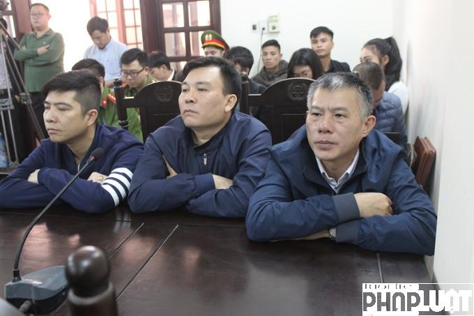 Những cán bộ chiến sỹ công an phường Phạm Đình hổ liên quan đến vụ việc