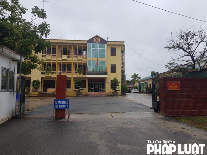 Công an Kinh tế huyện Sơn Động đã vào cuộc điều tra và làm rõ những dấu hiệu vi phạm đối với ông Phạm Văn Thắng - Chủ tịch UBND Thị trấn Thanh Sơn và các cán bộ liên quan