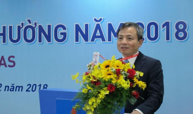 Phó Tổng giám đốc PVN làm Chủ tịch HĐQT PV Gas