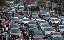 Giảm áp lực ùn tắc giao thông dịp cuối năm