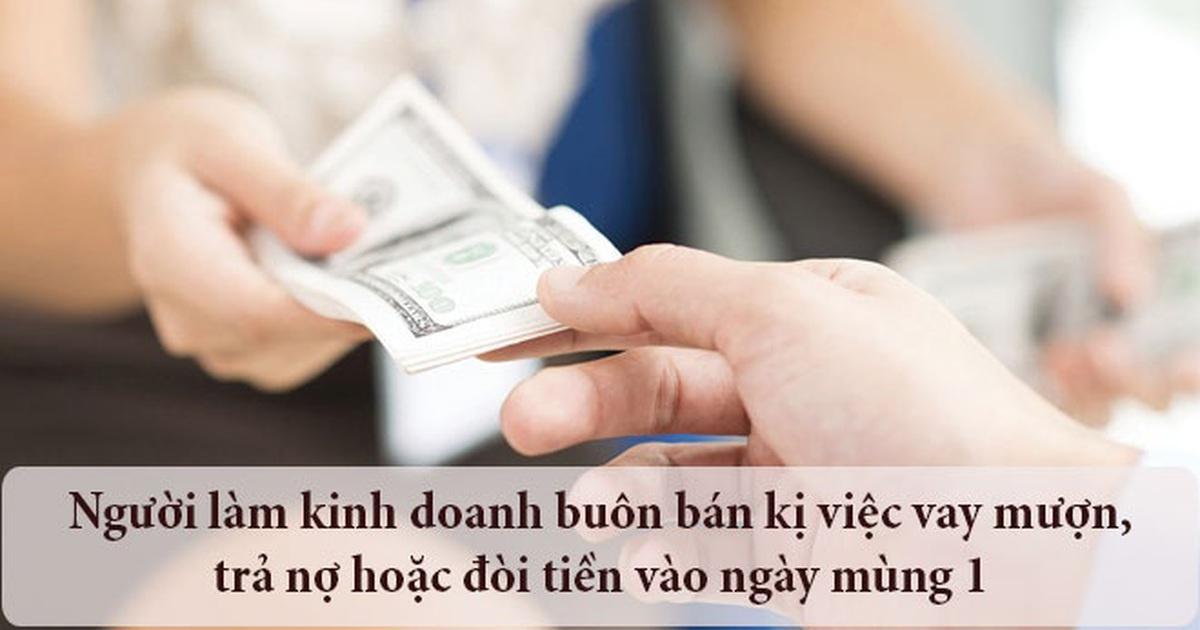 Mùng 2 Tết đến nhà chửi bới, đòi tiền con nợ: Coi chừng tiền mất tật mang