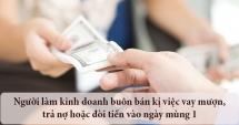 mung 2 tet den nha chui boi doi tien con no coi chung tien mat tat mang