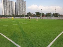 """Ai """"bịt mắt"""" lãnh đạo phường Mễ Trì, quận Nam Từ Liêm bằng các sân bóng đá?"""