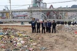 Dự án Nhà máy đốt rác thải sinh hoạt phát điện tại thị xã Bỉm Sơn bao giờ xong?