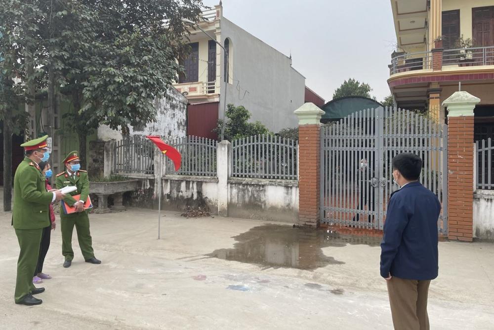 Thanh Hóa: Siết chặt người nhập cảnh, về từ vùng dịch để phòng chống COVID-19