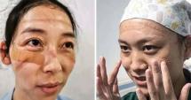 """Câu chuyện xúc động về những """"gương mặt biến dạng"""" giữa tâm dịch Vũ Hán"""