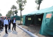 Các bệnh nhân nghi nhiễm nCoV ở Thanh Hóa đã xuất viện