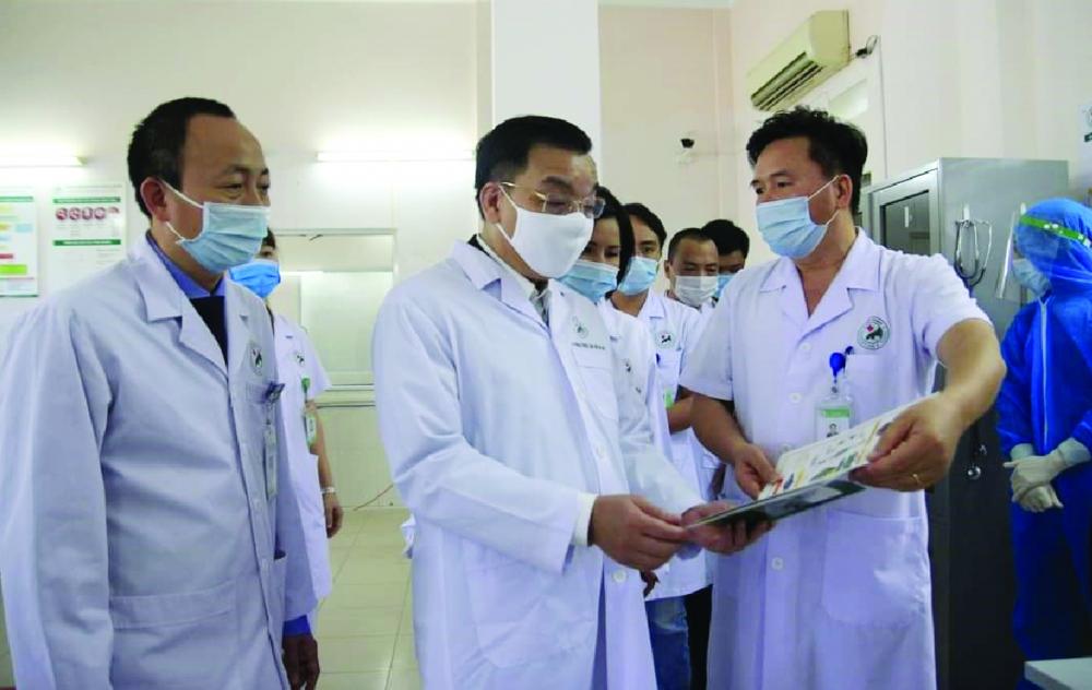 Thương các bệnh nhân, đồng cảm với gia đình họ, năm nào chị cũng cùng Trung tâm Sơ sinh tổ chức đón Giao thừa cho bệnh nhân và người nhà.