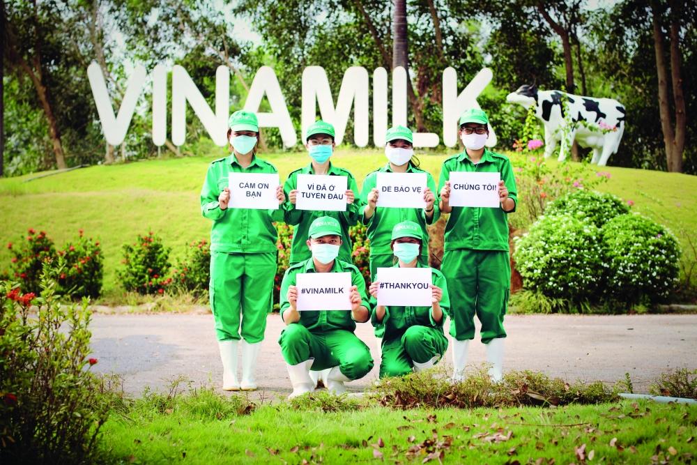 Nhìn lại 2020 với câu chuyện của Vinamilk: Khi trách nhiệm cộng đồng trở thành một phần trong văn hóa doanh nghiệp