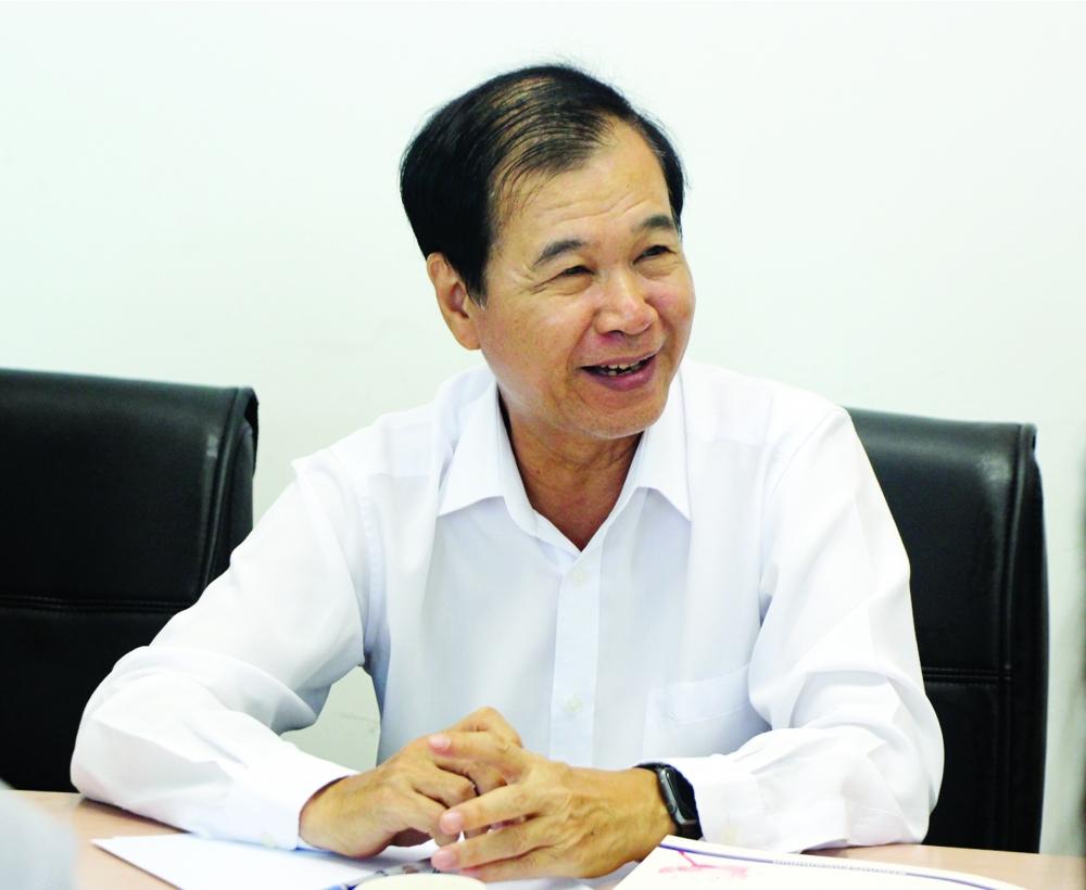 Ông Nguyễn Mạnh Hà - Phó Chủ tịch Hiệp hội Bất động sản Việt Nam