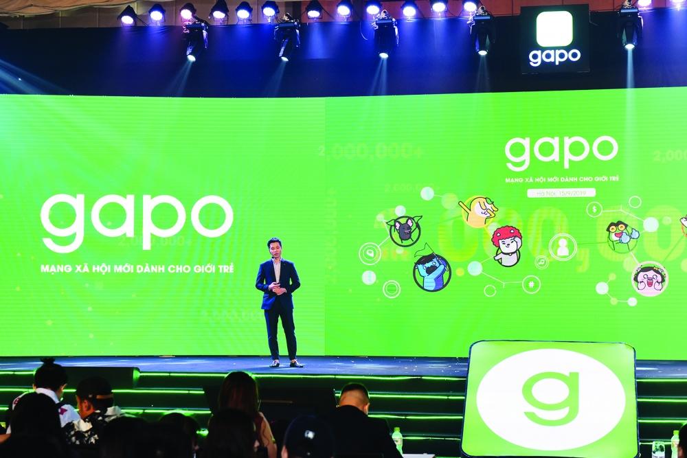 Mạng xã hội Việt Gapo cán mốc hơn 6 triệu người dùng
