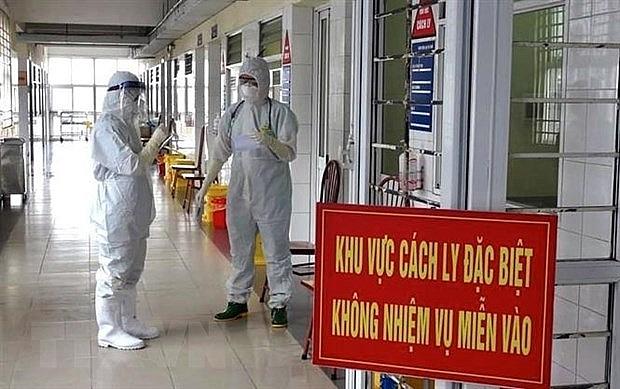 Các trường hợp F1 ở Thanh Hóa đã có kết quả âm tính lần 1