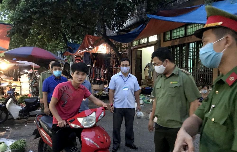 Thanh Hóa: Phạt 26 triệu đồng với 13 trường hợp không đeo khẩu trang phòng dịch