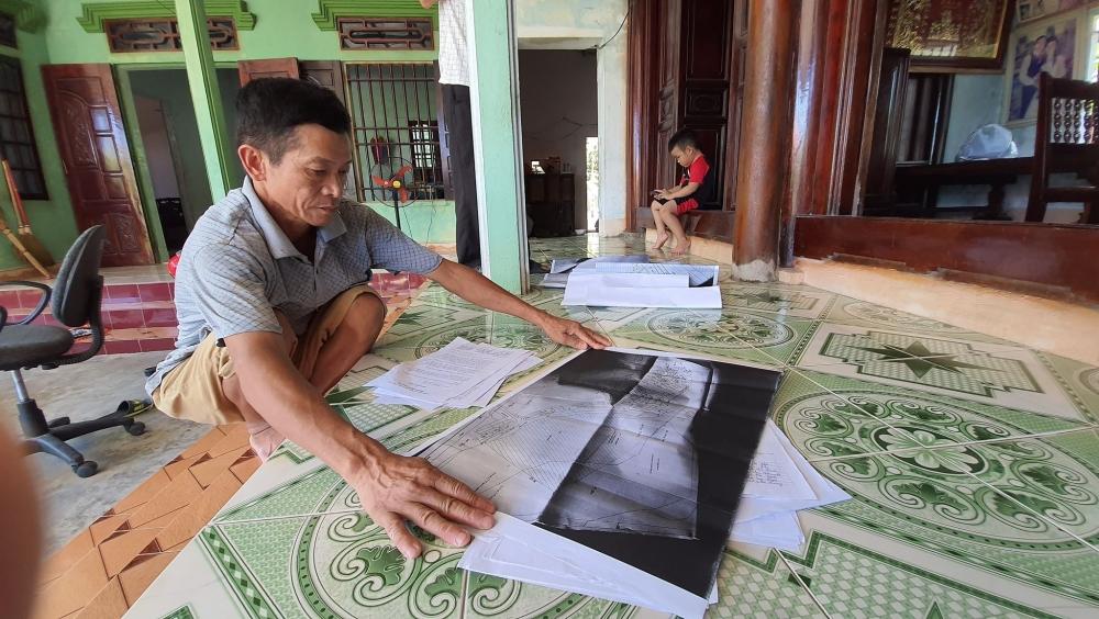 Lên phương án di dời các hộ dân để triển khai Dự án tổ hợp hóa chất Đức Giang - Nghi Sơn