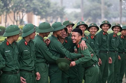 Thanh Hóa tuyển chọn và gọi 3.890 công dân nhập ngũ