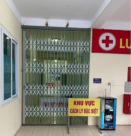 BV đa khoa TX Bỉm Sơn: Một người tử vong khi đang điều trị cách ly phòng dịch Covid-19