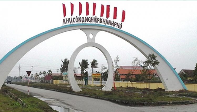 Ninh Bình: 10/13 cụm công nghiệp chưa được thẩm duyệt về PCCC