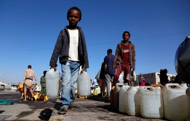 Liên hợp quốc cảnh báo 4,4 tỷ người thiếu nước sạch vào năm 2050