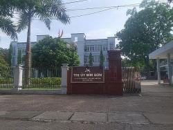 Giới thiệu 4 đồng chí ứng cử đại biểu HĐND thị xã Bỉm Sơn nhiệm kỳ 2021 - 2026