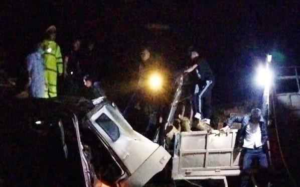Tai nạn thảm khốc khiến 7 người tử vong ở Thanh Hóa