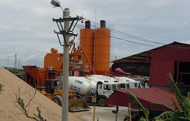 Loạt cơ sở gây ô nhiễm nặng tại thành phố Ninh Bình bị yêu cầu di dời