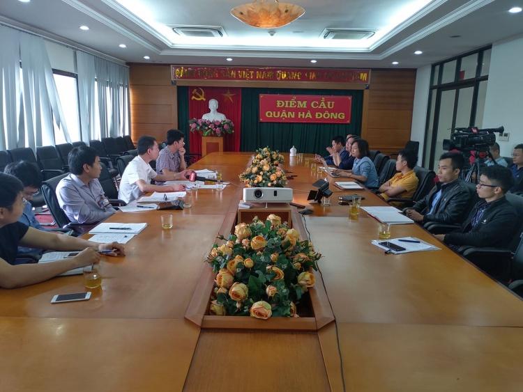 Xem xét trách nhiệm chủ tịch phường Phú La vụ nứt hàng chục nhà dân