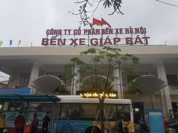 ha noi se tram hang loat xe khach chay khong du chuyen theo quy dinh