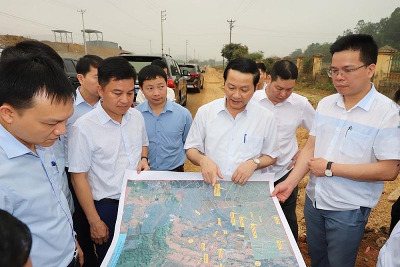Khảo sát dự án giao thông từ Bỉm Sơn đến đường bộ ven biển Nga Sơn