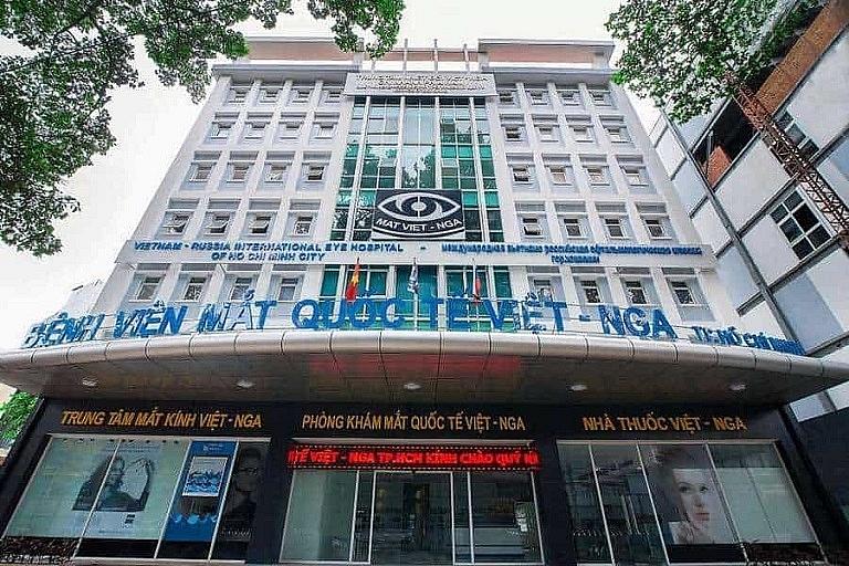 Thành lập Bệnh viện mắt Quốc tế Việt - Nga tại Thanh Hóa