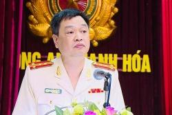 Thiếu tướng Trần Phú Hà đủ tiêu chuẩn ứng cử đại biểu HĐND tỉnh Thanh Hoá nhiệm kỳ 2021-2026