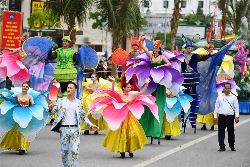 Khởi động Lễ hội du lịch biển Sầm Sơn 2021