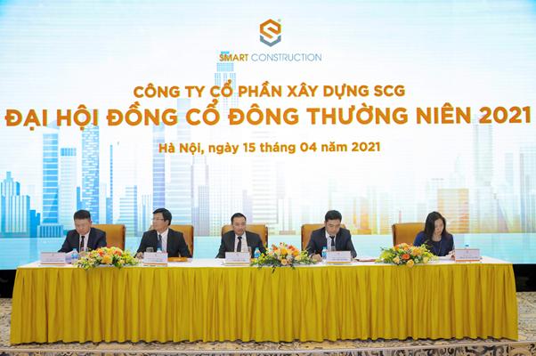 Đại hội cổ đông SCG: Đặt mục tiêu lợi nhuận tăng trưởng vượt trội