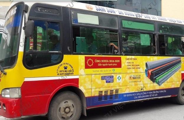 Thanh Hóa: Tuyến buýt số 5 sẽ được kéo dài đến TP Sầm Sơn