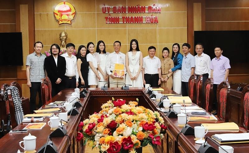 Cuộc thi Hoa hậu Hòa bình Việt Nam 2021 sẽ được tổ chức tại Thanh Hóa