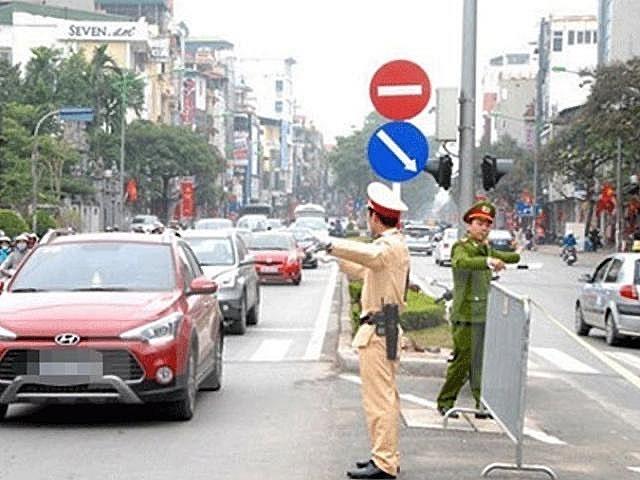 Cấm một số tuyến đường để phục vụ khai mạc Lễ hội du lịch biển Sầm Sơn